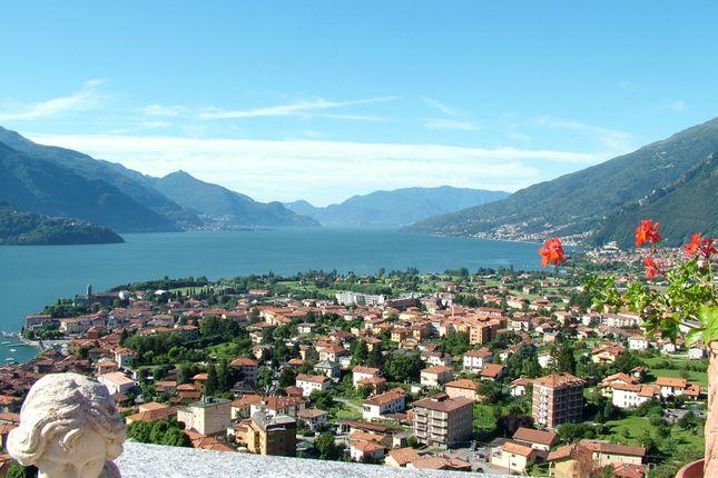 Lake View of Località Piumona, Gravedona Ed Uniti, Como, Lombardy, Italy
