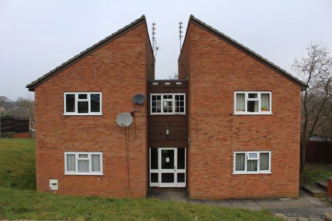 Thumbnail Flat to rent in St. Johns Close, Daventry