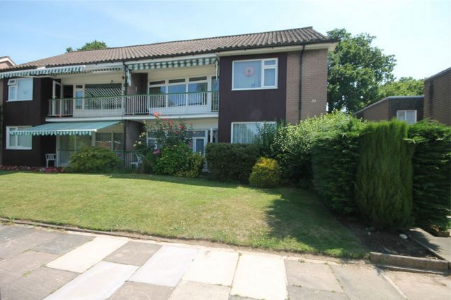 Thumbnail Flat for sale in Merryfield Gardens, Stanmore, Middlesex