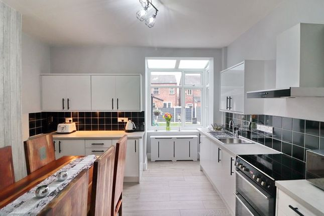 Dining Kitchen of Hayfield Road, Salford, Manchester M6