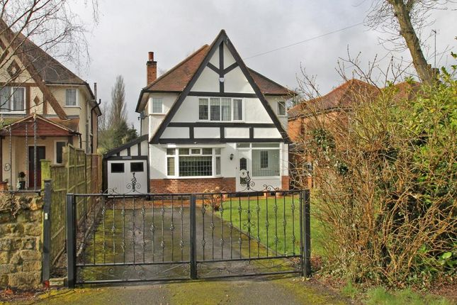 Thumbnail Detached house to rent in Mansfield Road, Redhill, Nottingham