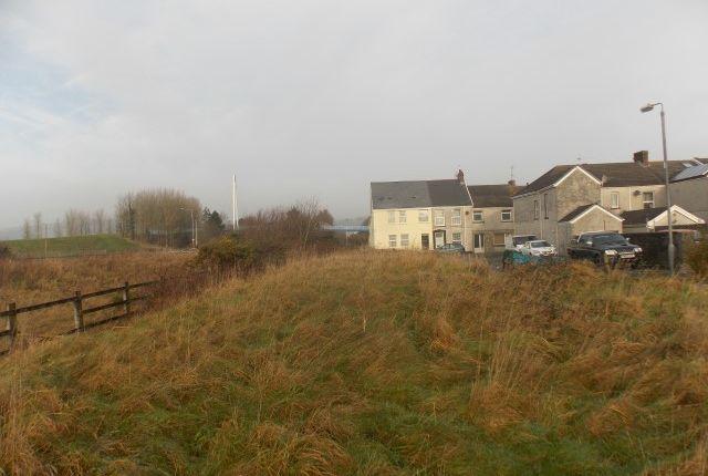 Land for sale in Old Castle Road, Lanelli