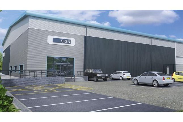 Thumbnail Warehouse for sale in Anchor Brook Industrial Park, Wharf Approach, Walsall, Walsall