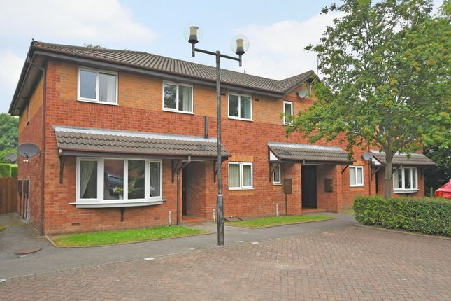 Thumbnail 2 bed flat to rent in Tolkein Way, Stoke On Trent, Staffordshire