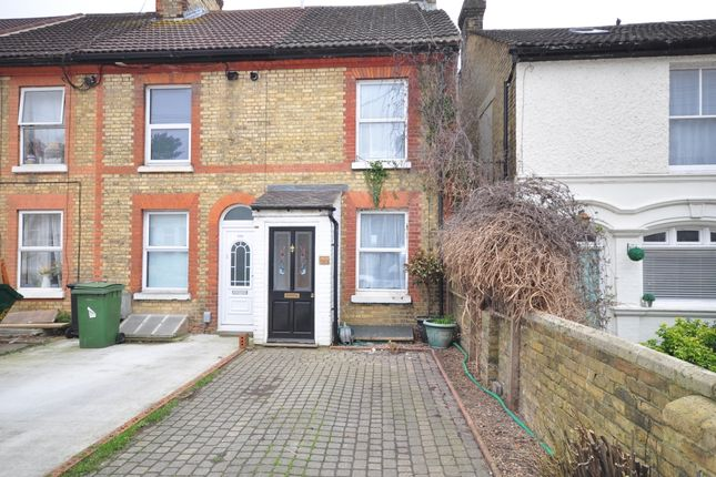Thumbnail End terrace house to rent in Upper Fant Road, Maidstone