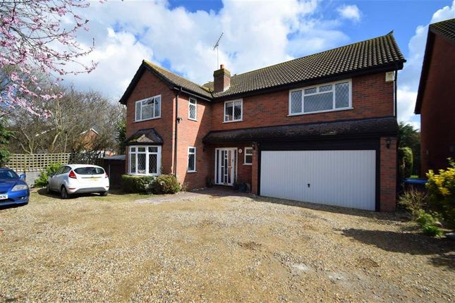 Thumbnail Detached house for sale in Oaklands Drive, Potter Street, Harlow, Essex
