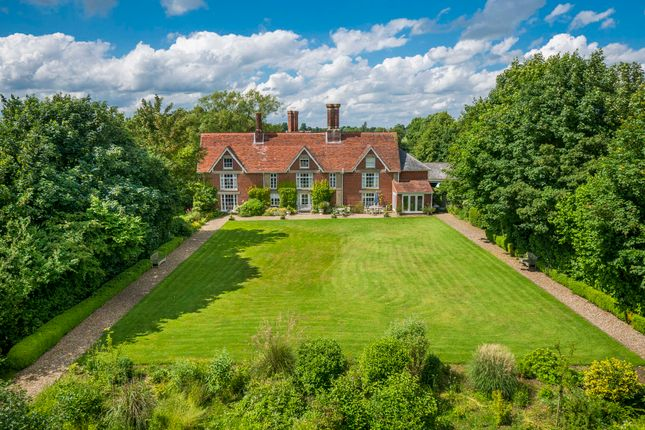 Thumbnail Detached house for sale in Onehouse, Stowmarket, Suffolk