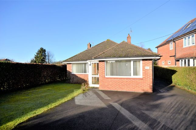 Thumbnail Detached bungalow to rent in Watchet Lane, Holmer Green, High Wycombe