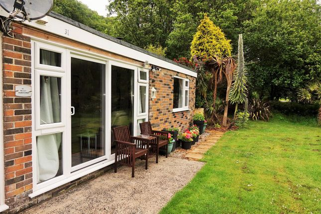 Thumbnail Terraced bungalow for sale in Millendreath, Looe