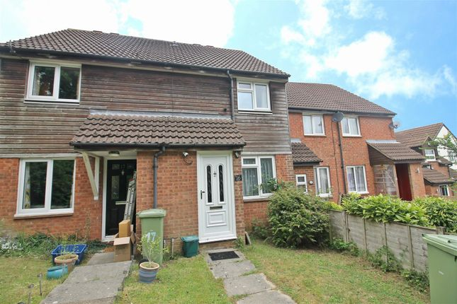 Thumbnail Terraced house to rent in Winterburn, Heelands, Milton Keynes