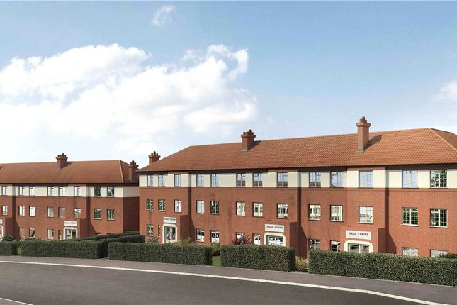 Thumbnail Flat for sale in Hale Court, Hale Lane, Edgware