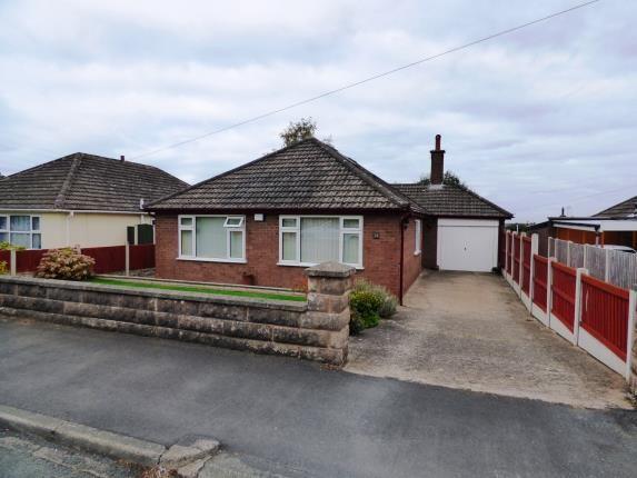 Thumbnail Bungalow for sale in Penlan Drive, Hawarden, Deeside, Flintshire