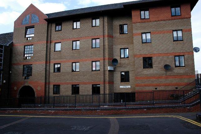 Thumbnail Flat to rent in River Street, Ayr, South Ayrshire