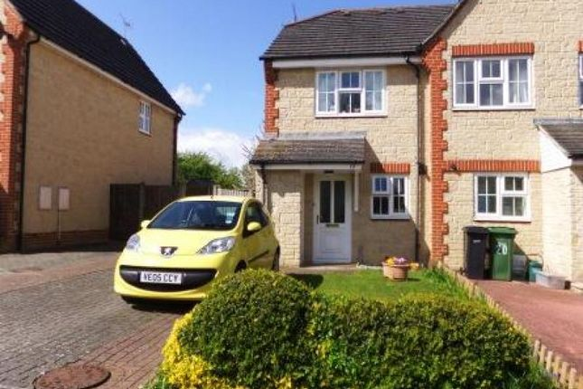 Thumbnail Semi-detached house to rent in Harding Close, Faringdon