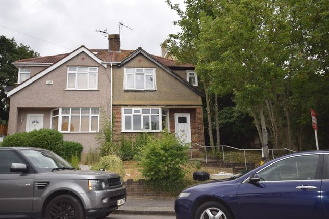 Thumbnail Semi-detached house to rent in Micheal Rd, South Norwood