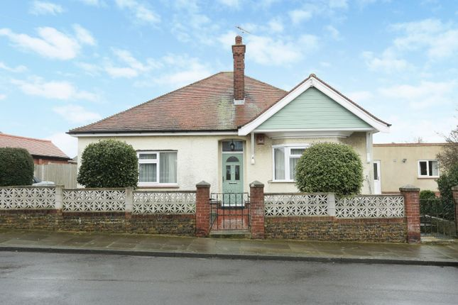 Thumbnail Detached bungalow for sale in St. Mildreds Avenue, Ramsgate