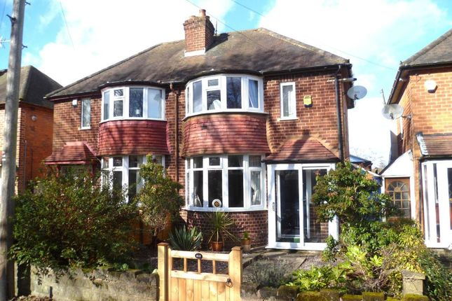 Thumbnail Semi-detached house to rent in Lickey Road, Rednal, Birmingham