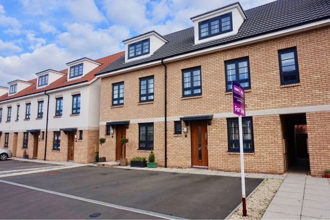 Thumbnail Town house for sale in Barley Bank Meadow, Telford