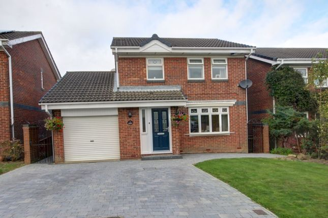 Thumbnail Detached house for sale in Hartside Gardens, Easington Lane, Houghton Le Spring
