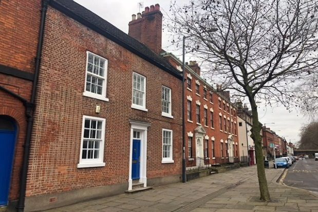 Thumbnail Property to rent in Friar Gate Court, Derby
