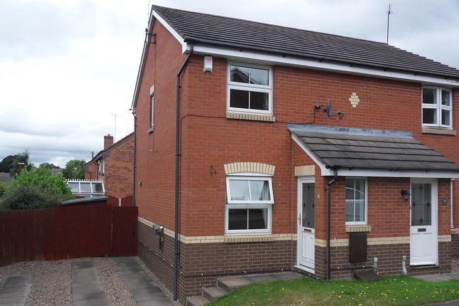 Thumbnail Semi-detached house to rent in Mason Road, Shipley View