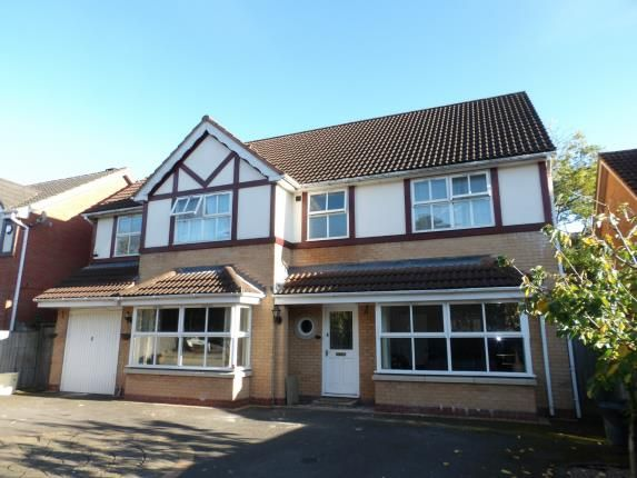 Thumbnail Detached house for sale in Oak Leaf Drive, Moseley, Birmingham, West Midlands