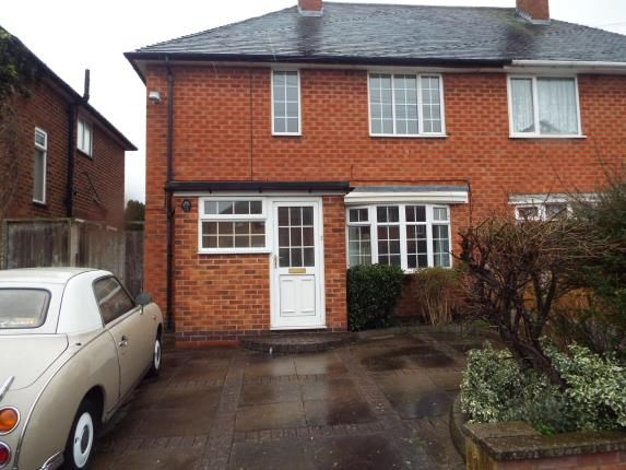 Thumbnail Property for sale in Daylesford Road, Solihull, West Midlands