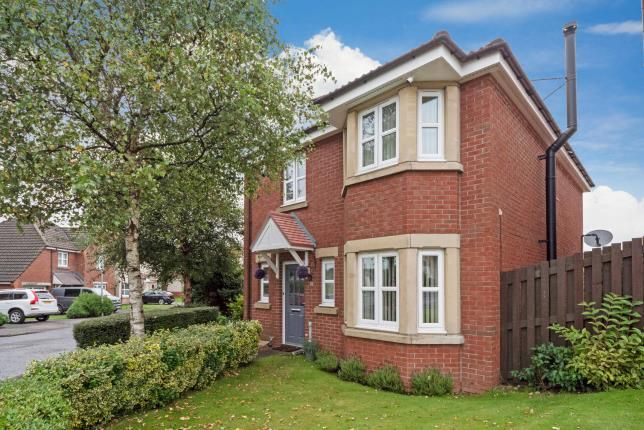 Detached house for sale in Nursery Wynd, Kilwinning, North Ayrshire