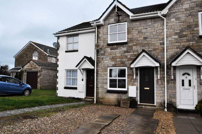 Thumbnail Terraced house to rent in Heol Ger-Y-Felin, Llantwit Major