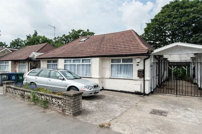 Thumbnail Detached bungalow for sale in Brentmead Place, London