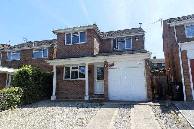 Thumbnail Detached house for sale in Helmsdale, Greenmeadow, Swindon