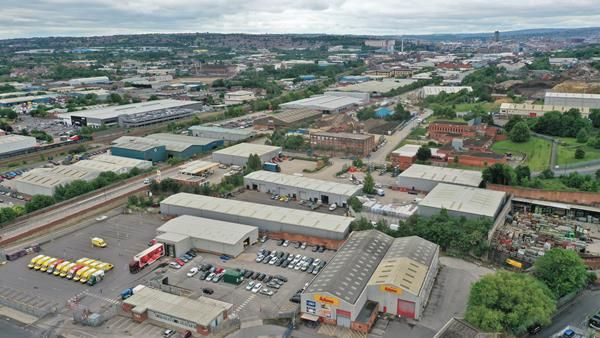 Thumbnail Light industrial to let in Unit 4 Carlisle Business Park, 40 Chambers Lane, Sheffield