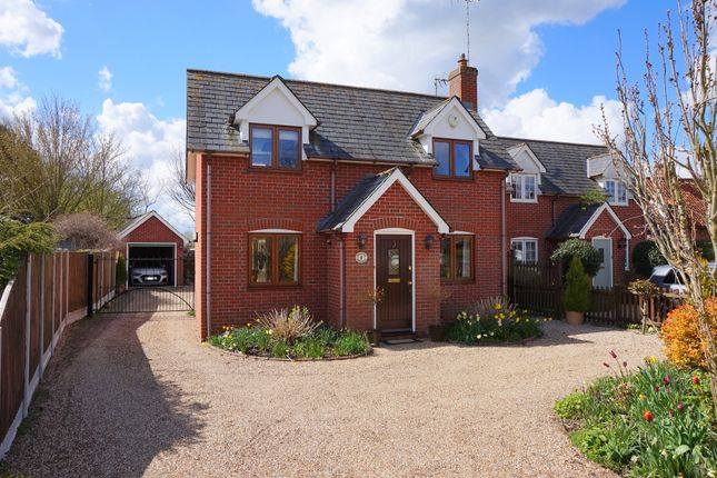 3 bed detached house for sale in White Horse Road, East Bergholt, Colchester CO7