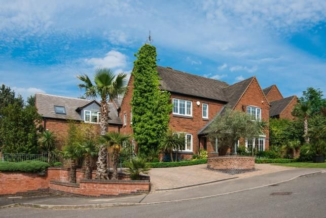 Thumbnail Detached house for sale in Coppicewood Drive, Littleover, Derby, Derbyshire