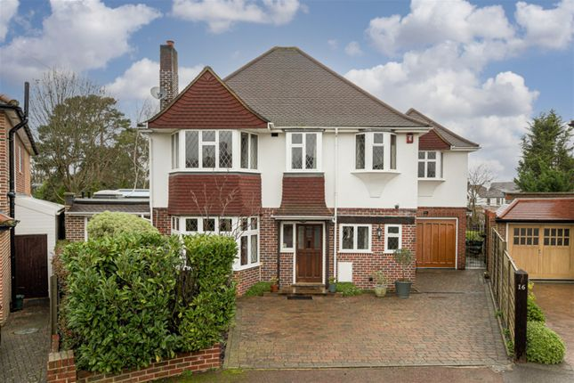 5 bed detached house for sale in Meadow Close, Esher KT10