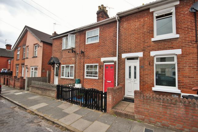 Thumbnail Terraced house for sale in Albion Grove, Colchester, Essex