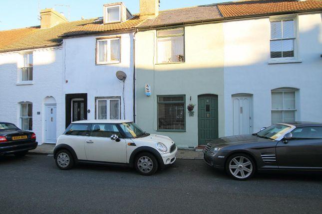 Thumbnail Terraced house for sale in Albert Street, Whitstable