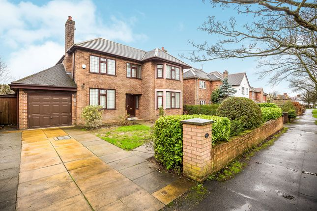 3 bed detached house to rent in Curzon Park South, Chester CH4