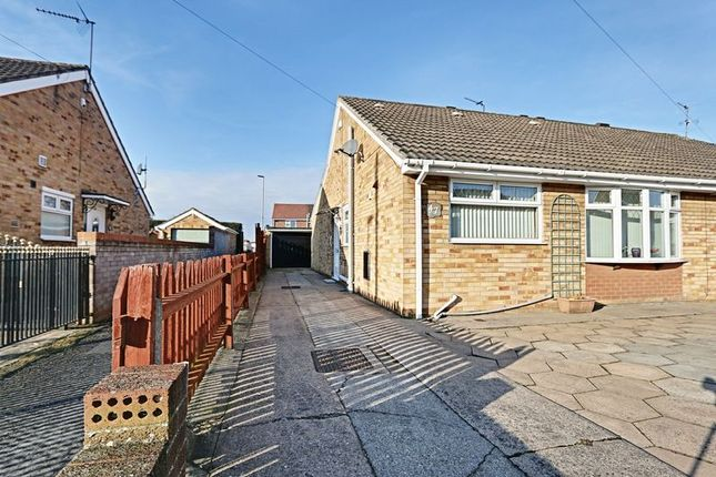 Thumbnail Semi-detached bungalow for sale in Norland Avenue, Hull