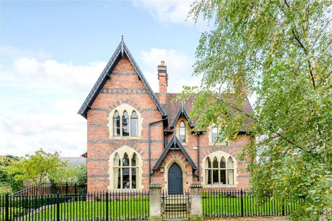 Thumbnail Detached house for sale in Wellington Square, Cheltenham, Gloucestershire