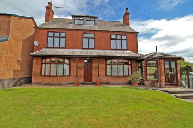 Thumbnail Detached house for sale in Churchmoor Lane, Arnold, Nottingham