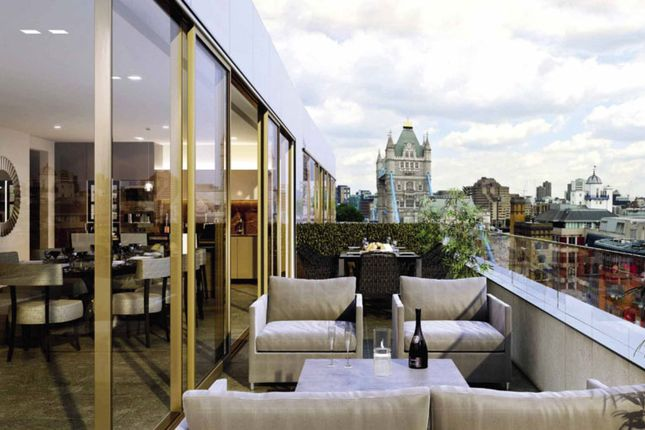 1 bed flat for sale in Sandringham House, One Tower Bridge, The Queens, London