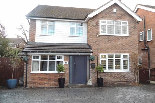 Thumbnail Detached house for sale in Kings Drive, Marple, Stockport