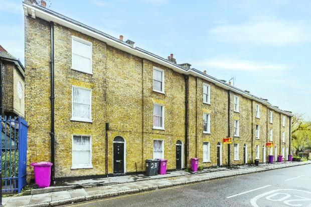Thumbnail Town house to rent in Upper North Street, London