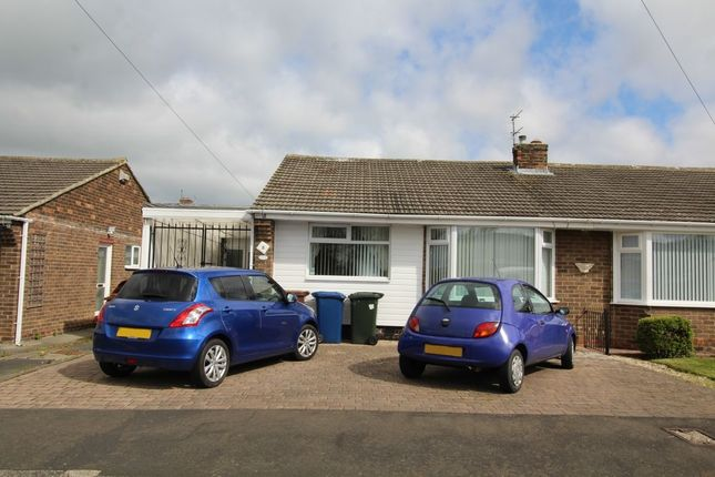 Thumbnail Bungalow for sale in Dawlish Place, Chapel House Estate, Newcastle Upon Tyne
