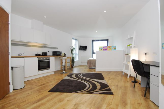 Thumbnail Studio to rent in Old Town Street, Plymouth