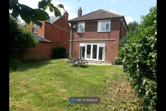 Thumbnail Detached house to rent in Cherry Drive, Canterbury