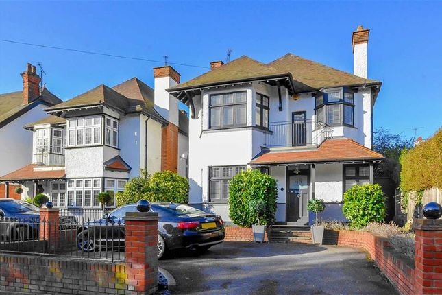 Thumbnail Detached house for sale in Ditton Court Road, Westcliff-On-Sea, Essex