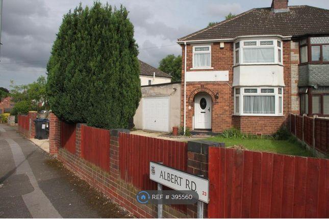 Thumbnail Semi-detached house to rent in Albert Road, Erdington, Birmingham