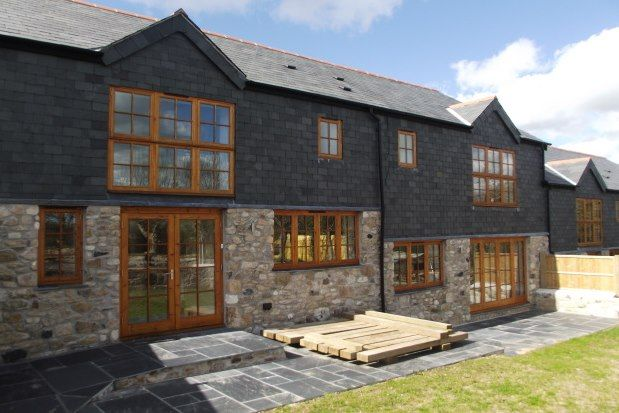 Thumbnail Barn conversion to rent in Manor Barn, St. Austell